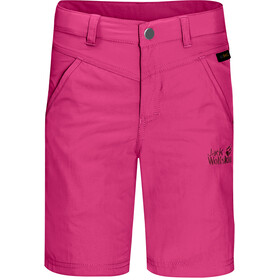 Jack Wolfskin Sun Shorts Children pink